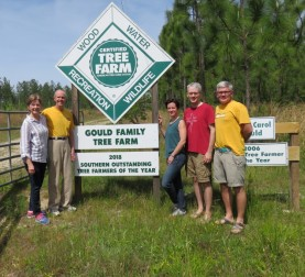 Information & Services for owners of private forest land in Alabama